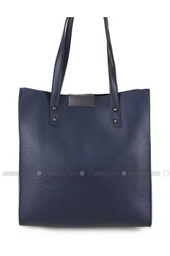 Navy Blue - Shoulder Bags - Chicago Polo(110327986)