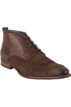 Boots First Collective Chaussures à lacets homme - - Marron - 40(101696550)