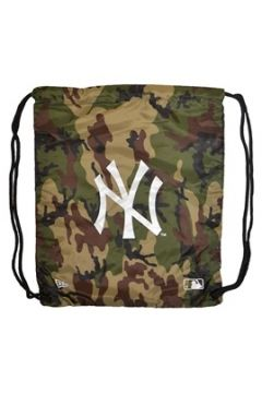 New Era Erkek York Yankees Kamuflajlı Sırt Çantası Haki EU(119229938)