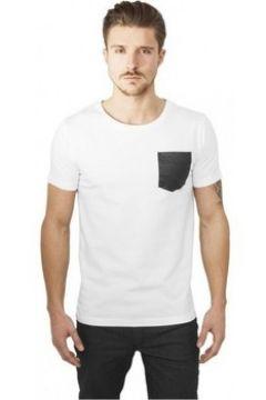 T-shirt Urban Classics T-shirt avec poche simili(127966006)