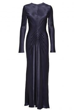 Long Bias Dress Maxikleid Partykleid Blau DIANA ORVING(114163088)