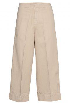 Frame Trousers Hosen Mit Weitem Bein Beige HOPE(114154246)
