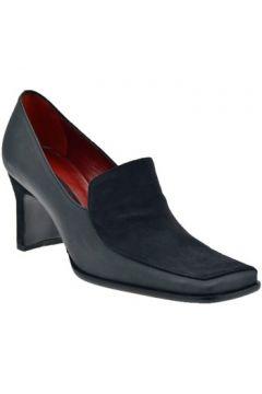 Chaussures escarpins Enrico Del Gatto TalonSuedeLoafer70Escarpins(127857542)