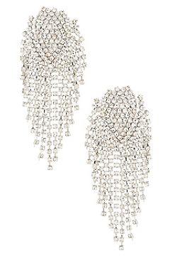 Большие серьги royal queen - SHASHI(115061860)
