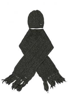 Шапка, шарф ASTON MARTIN(126782635)