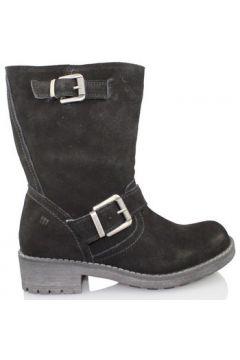 Boots MTNG Mme BJ butin MUSTANG(115449381)