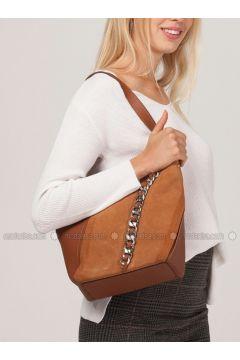 Tan - Shoulder Bags - GETCHO(110330811)