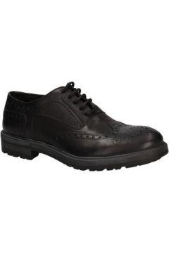 Chaussures J Breitlin élégantes noir cuir AD106(127878657)