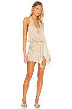 Платье с запахом wrap - CHIO(125433742)