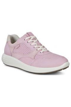 Ecco Kadın Sneaker Soft 7 Runner W Blossom Rose/Blossom Rose/Shadow White Pembe(114219553)