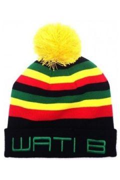 Bonnet Wati B Bonnet à pompon Stripe Beanie(115484502)