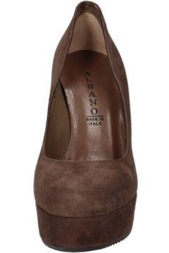 Chaussures escarpins Albano escarpins marron daim AD37(115393674)