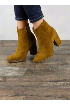 Tan - Boot - Boots - Angelshe(110340360)