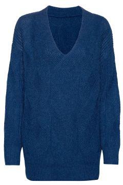 Lamia Pullover Blau MUNTHE(120942240)