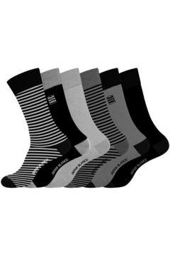 Chaussettes Serge Blanco Lot de 6 chaussettes de ville homme en coton(127961218)