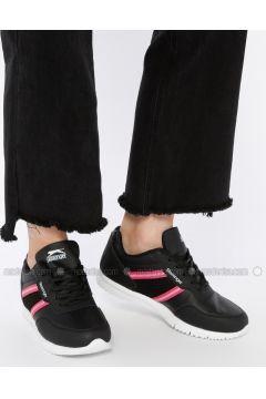 Black - Fuchsia - Sport - Sports Shoes - Slazenger(110314046)