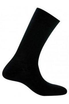 Chaussettes Kindy Mi-chaussettes homme jersey unie pur coton(127858467)