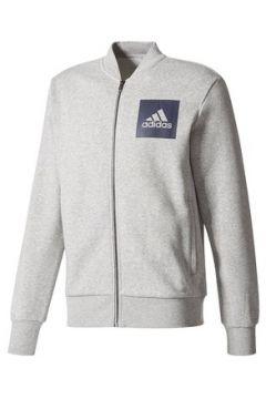 Sweat-shirt adidas BOMBER GIACCHETTO FELPATO GRIGIO(115439505)