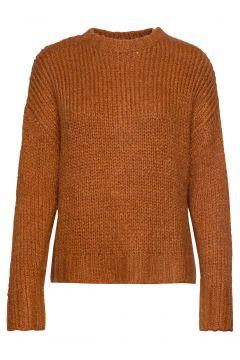Dhwillow Knit Pullover Strickpullover Braun DENIM HUNTER(114151541)