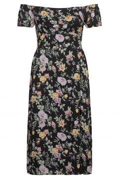 Midi Dress Kleid Knielang ABERCROMBIE & FITCH(116470580)