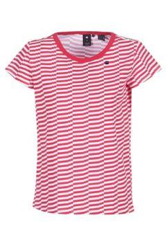 T-shirt G-Star Raw RC LOAV STRIPE STRAIGHT R T WMN S/S(115391078)