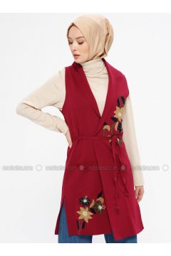 Cherry - Unlined -- Vest - Ginezza(110331724)