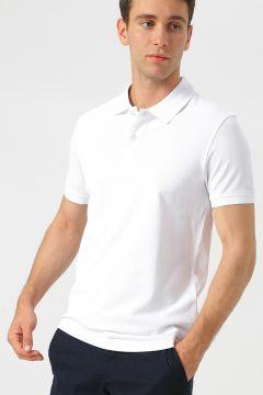 Nautica Beyaz Polo Polo T-Shirt(113979594)