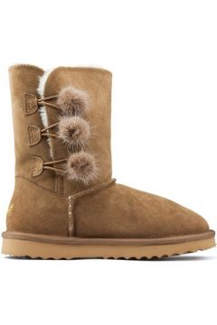 Boots enfant Oca Loca Bottes Oca Loca Pompon(115404712)