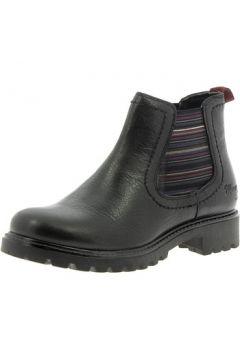 Bottines enfant Wrangler Creek Chelsea Leather Stivaletti Neri(115476510)