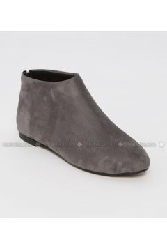 Gray - Boot - Boots - Sitill(110336388)
