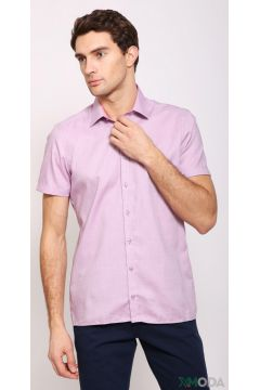 Мужские рубашки с коротким рукавом(109015311)