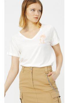 Limon Beyaz T-Shirt(113996200)