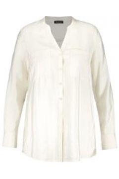 Bluse mit Brusttaschen Samoon Pearl(122847782)