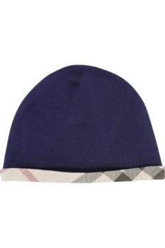 Echarpe enfant Burberry Bonnet bleu(98528880)