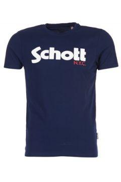 T-shirt Schott LOGO(127955178)