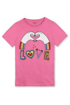 T-Shirt aus Bio-Baumwolle Love(117292846)