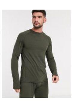 Surfanic - Bodyfit - Top girocollo verde(120281970)