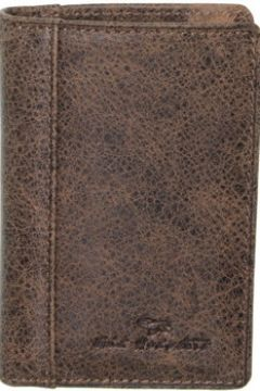 Portefeuille Gil Holsters Porte-cartes en cuir ref_xga31966-havane(115555347)