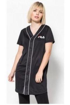 Robe Fila Robe mesh ROBIN BUTTON BASEBALL DRESS(115638281)