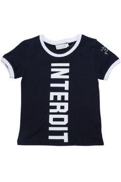 T-shirt enfant Interdit De Me Gronder BIG(115540491)