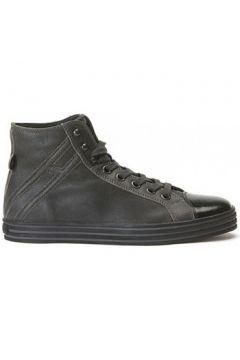 Baskets Hogan Rebel Sneakers Sora Gris(127852794)