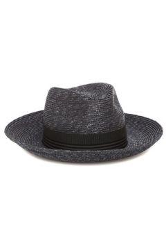 Grevi Erkek Lacivert Bant Detaylı Şapka L EU(117771940)