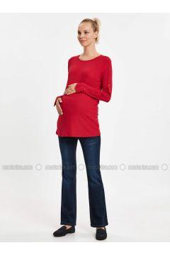 Indigo - Maternity Pants - LC WAIKIKI(110313358)