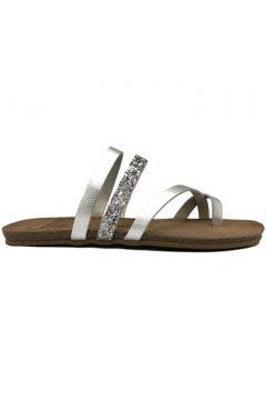 Sandales Amoa sandales LORGUES Argent(115511454)