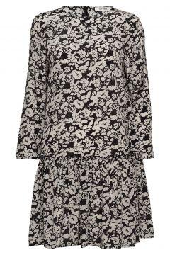 Omak Dress Kleid Knielang Schwarz NUÉ NOTES(114164167)