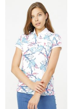 U.S. Polo Assn. Beyaz T-Shirt(125087451)
