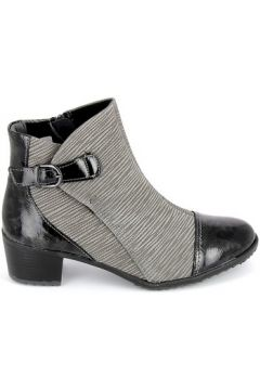 Bottines Boissy Bottine 9919 Gris(115459680)