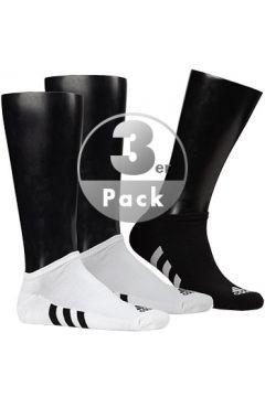 adidas Golf M 3pck noshow black-grey-white DM6092(113669015)