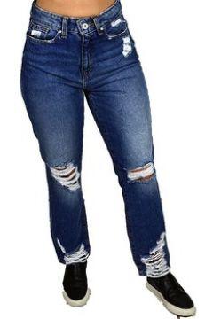 Jeans skinny Only ONLFAYEHWSTRAIGHTANKDESTROYJEANSPantalons(115408218)