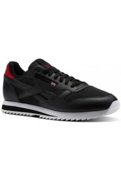 Chaussures Reebok Sport CL LEATHER HC / NOIR(115399537)